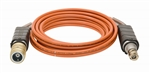 Hurst 6 Ft. Hose (1end swivel 1 end streamline)