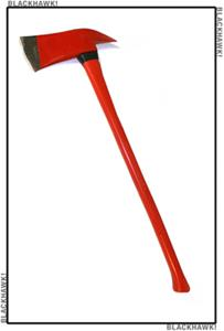 BlackHawk Dynamic Entry 9-11 Series Rescue Axe 6 lb. Pike Head Red Handle